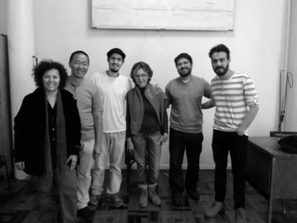 Mauro Fuke e Lia Menna Barreto – Desenho como projeto: Tun e trabalhos pessoais.