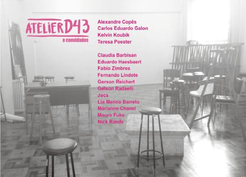 Atelier D43 e convidados