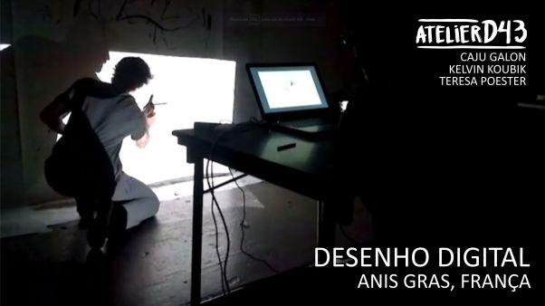 DESENHOS DIGITAIS